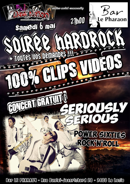 dn affiche pharaon 06052017 hardclips seriouslyserious